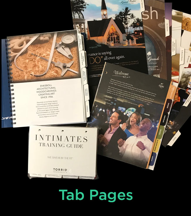 Tab Pages